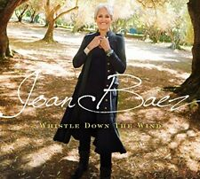 JOAN BAEZ CD - WHISTLE DOWN THE WIND (2018) - NEW UNOPENED