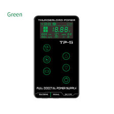 Tattoo Power Supply Touch Screen TP-5 Digital LCD Makeup Tattoo Power Supply