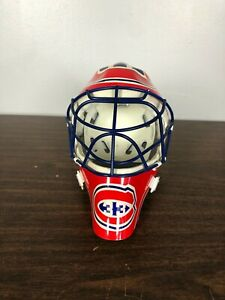EA Sports 2/3 Scale Patrick Roy #33 Montreal Canadiens Goalie Helmet