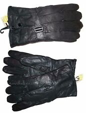 Men's Gloves, Thick worm Casual men's Leather winter Gloves. Size L. Lot of 2 bn