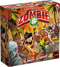 ZOMBIE 15' - Board Game (Iello Games) #NEW