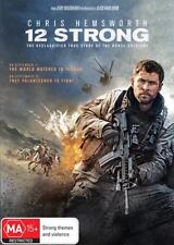 12 STRONG : NEW DVD