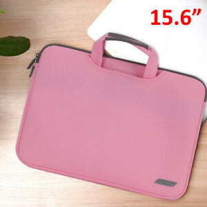 """15.6"""" Bag Sleeve Case Cover Pouch For ACER, HP & LENOVO Laptop Notebook UK"""