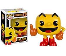 Pac-Man Pop! Vinyl Figure Funko 81 Classic Video Game Atari