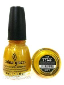 China Glaze Nail Polish Lacquer New Choose Your Shade New 14 ml / 0.5 fl oz
