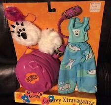 Groovy Girls Dolls Xtravaganza Slumber Soiree Accessories VTG NOS New
