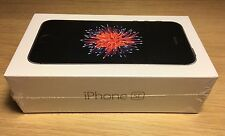 Apple iPhone SE - 32GB - Space Gray - (AT&T) - Factory Sealed!!
