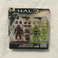 Mega Bloks Construx Halo CNC95 Spartan Customizer Pack *New Sealed* Block Toy