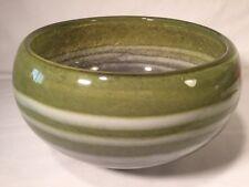 Hand Blown Murano Style Art Glass Bowl/Dish (ref W720)
