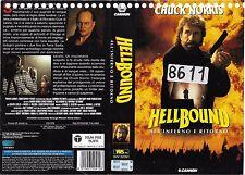HELLBOUND - ALL'INFERNO E RITORNO (1993) vhs ex noleggio