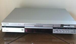 Panasonic DMR-E50EB9-S DVD Video Recorder. Power & Scart Lead. German Made