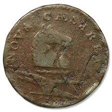 1787 28-S R-4 New Jersey Colonial Copper Coin