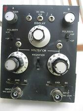 vintage HP vertical amplifier 10674938 not tested ungeprüft
