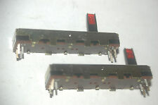 AODA 410K-100KBX2 Board Mount Slide Switch Quantity-5