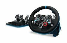 Racing Wheel Xbox one PS4 Pedals Driving Simulation Racing Forcefeedback USB NEW