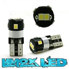 2x LED Standlicht T10 Canbus XENON Audi A2 A3 A4 A5 A6 A8 TT Q5 Q7 SMD LED