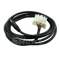 New Car 3.5mm AUX Audio CD Interface Adapter Cable For Mazda 2 3 5 6 2006-2013