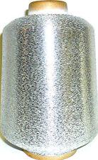 Alta Calidad Lurex Bordado Metálico hilados, Dorado/plateado, 500 Gramos, libre de envío