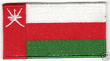 OMAN Flag Country Patch