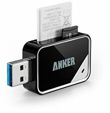 Anker USB 3.0 Card Reader 8-in-1 | SDXC SDHC SD MMC RS-MMC & Micro