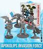 KNIGHT MODELS APOKOLIPS INVASION FORCE DC BATMAN NEW