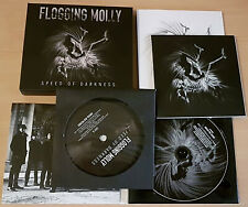 CD - Flogging Molly - Speed of Darkness - Limited Deluxe Box-Set - TOP-Zustand