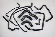 Kit 10 durites silicone Peugeot 205 GTI 1.6 1.9 1600 1900 CTI manguera Noir