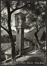 AD3236 Como - Provincia - Lago di Como - Ossuccio - Torre Gotica