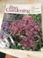 Vintage Magazine Taunton Fine Gardening November December 1999