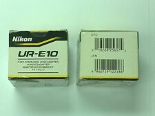 Nikon UR-E10 Step-down Ring Lens Adapter for Coolpix 5400 Digital Camera FC-E9