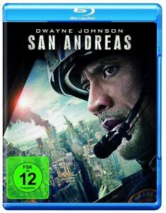 San Andreas mit Dwayne Johnson [Blu-ray]