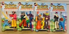 The Beatles Yellow Submarine Sgt. Peppers 2000 McFarlane Toys Figure Set of 4
