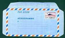 FRANCIA - 1982 - Aerogramma - Busta - Aereo che vola su Parigi. E4920