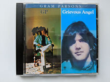 Gram Parsons - GP / Grievous Angel - CD - 1990 Complete with booklet.