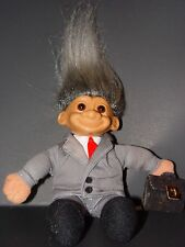 "Troll Doll 6"" Russ Plush SoftBody The Boss"