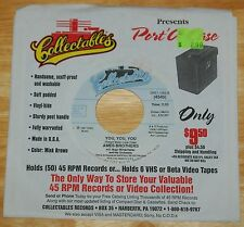 Ames Brothers 45 You You You / The Naughty Lady Of Shady Lane reissue NM