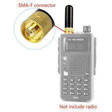 Retevis RT-805s breve Antenna SMA-F Female Per BaoFeng /Kenwood /Wouxun/Retevis