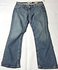 Aeropostale Chelsea Boot Cut Blue Jeans Womens Junior Size 9/10 Short Denim 29