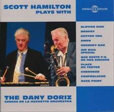 DANY DORIZ/DANY DORIZ CAVEAU DE LA HUCHETTE ORCHESTRA/SCOTT HAMILTON (SAXOPHONE)