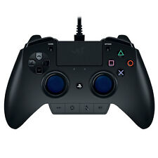 Razer Raiju PS4 Pro Controller Gamepad Esport 3m Kabel Quick Control Panel
