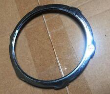 "(5 pc lot) Steel Rigid Conduit Locknuts 4"" Threaded Conduit & Connectors"