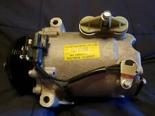 New Saturn Vue 2.2L Fits 02 - 07 Gm 15922970 A/C Compressor With Clutch Acdelco (Fits: Saturn)