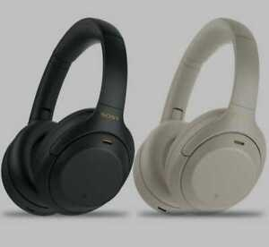 Sony WH-1000XM4 Wireless Noise-Canceling Over-Ear Headphones