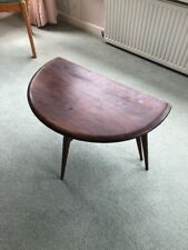 Ercol Coffee Table With Drop Leaf
