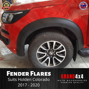 Fender Flares OEM Style to suit Holden Colorado 2017-2020 Wheel Arch FRONT ONLY