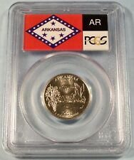 2003-D PCGS MS67 QUARTER ARKANSAS 25c BUSINESS STRIKE MS 67
