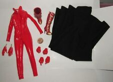 PVC Action Figure Accessories without Packaging