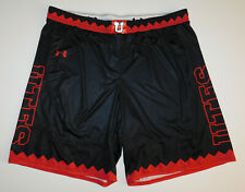 Authentic UTAH UTES Under Armour NCAA Team Issued College Basketball SHORTS 2XL