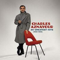 Aznavour, Charles	20 Greatest Hits (1952-1962) (180 Gram Vinyl) (New Vinyl)