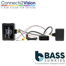 Reversing Car Camera Add on Interface CAM-ST1-AD For A fit Seat Leon-12 onwards